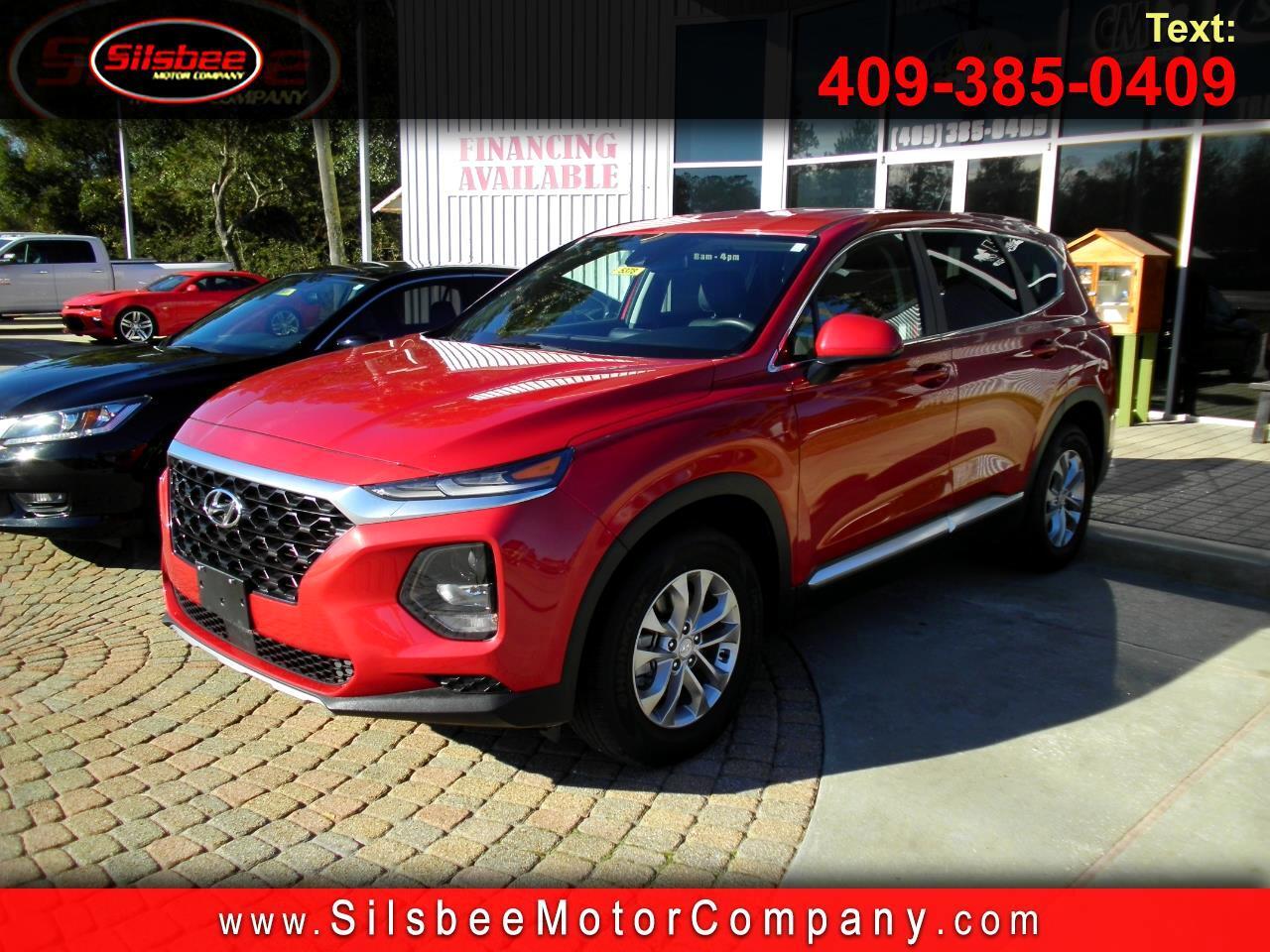 Hyundai Santa Fe SE 2.4L Auto FWD 2019