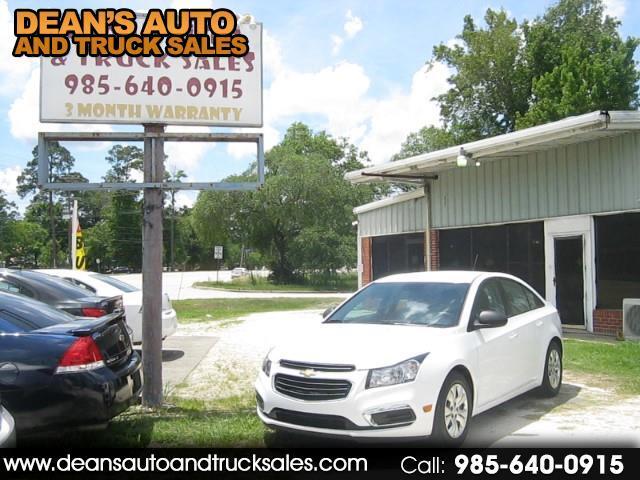 2015 Chevrolet Cruze LS AUTOMATIC