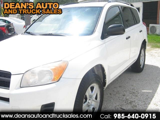 2010 Toyota RAV4 5 DOOR AUTOMATIC