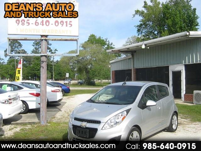 2015 Chevrolet Spark AUTOMATIC