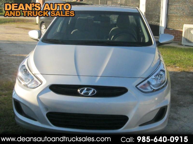 2017 Hyundai Accent SE  AUTOMATIC