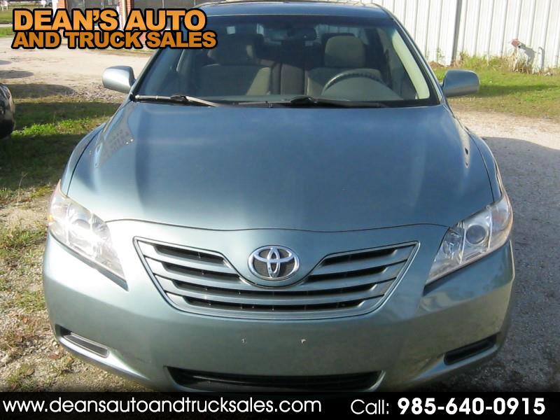 2009 Toyota Camry automatic