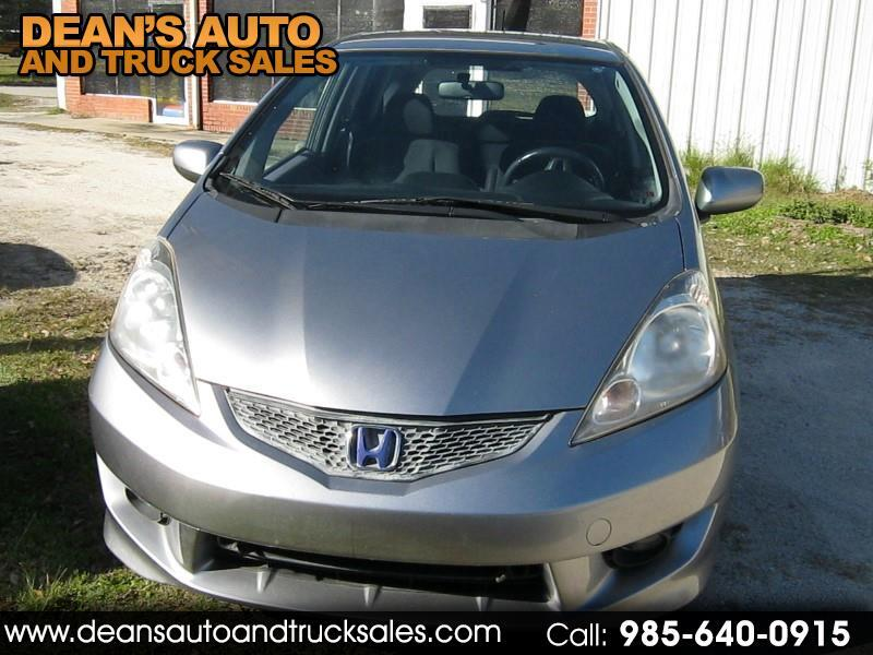 2009 Honda Fit AUTOMATIC SPORT