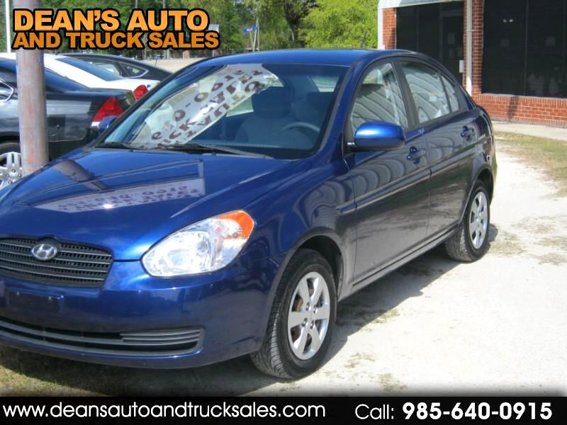 2011 Hyundai Accent GLS Automatic