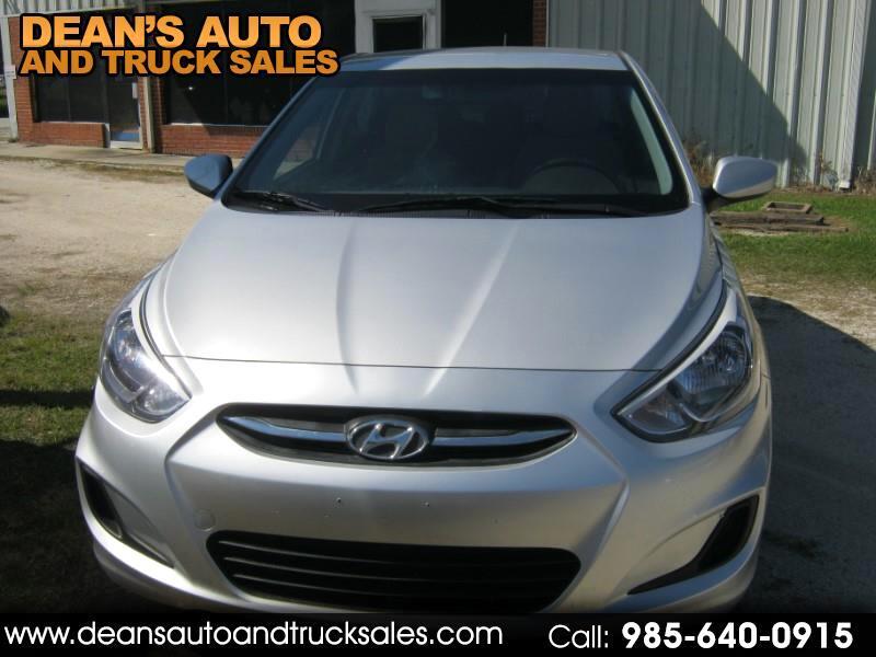 2016 Hyundai Accent SE AUTOMATIC