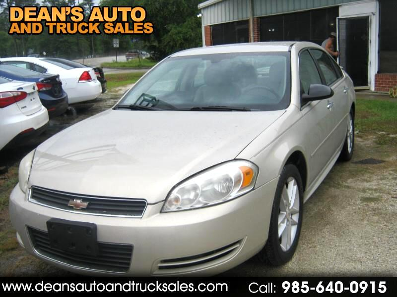 2012 Chevrolet Impala LTZ LEATHER AUTOMATIC