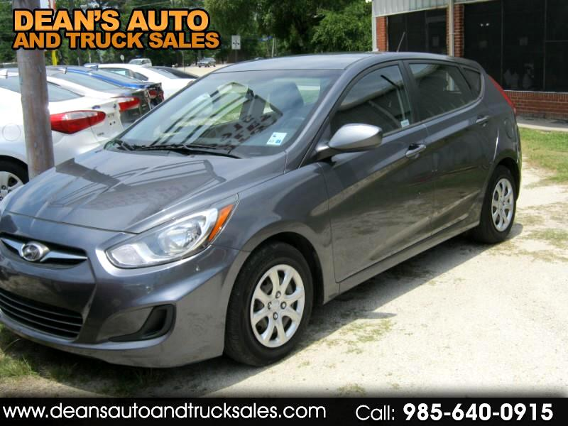 2013 Hyundai Accent 5DOOR GS AUTOMATIC