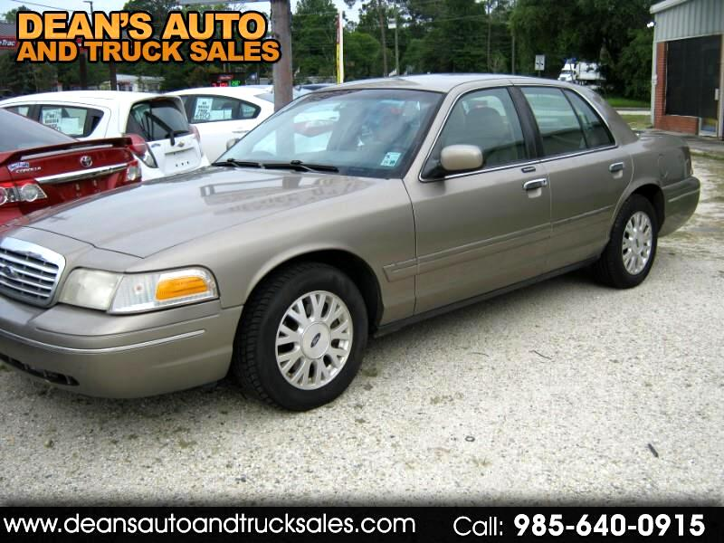 2003 Ford Crown Victoria LX AUTOMATIC