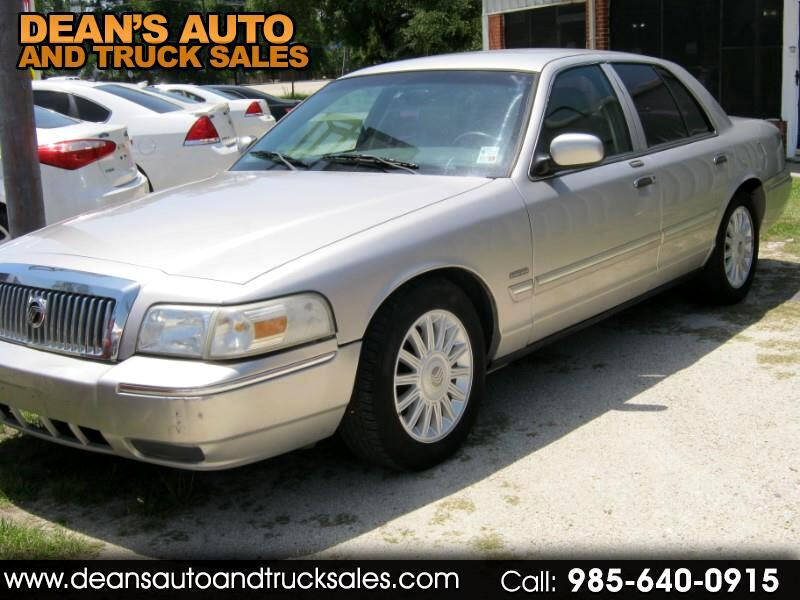 2009 Mercury Grand Marquis LS AUTOMATIC