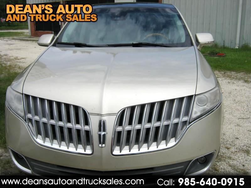 2010 Lincoln MKT 6 PASSENGER THIRD ROW SEAT