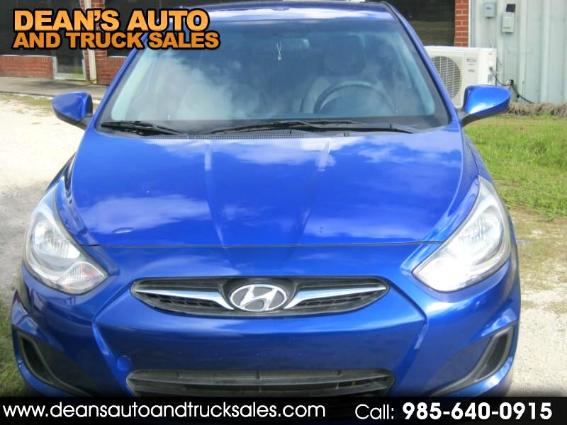 2014 Hyundai Accent GLS AUTOMATIC