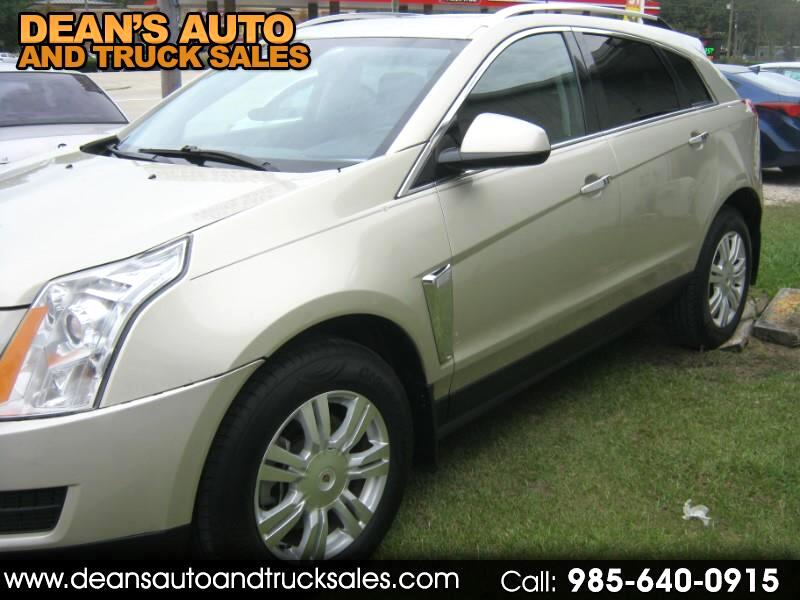 Cadillac SRX Luxury Collection FWD 2014