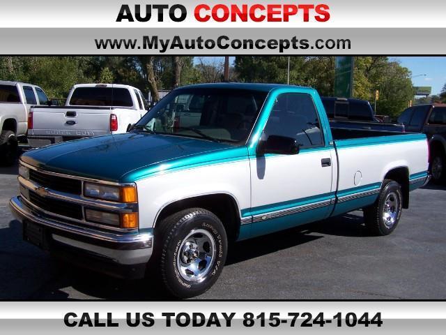 1995 Chevrolet C/K 1500 Reg. Cab 8-ft. Bed 2WD