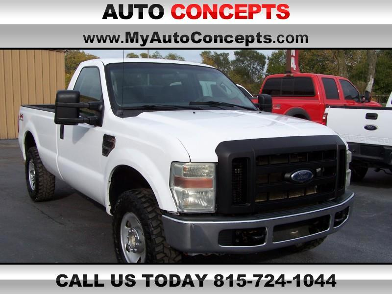 Ford F-250 SD XL 4WD 2009