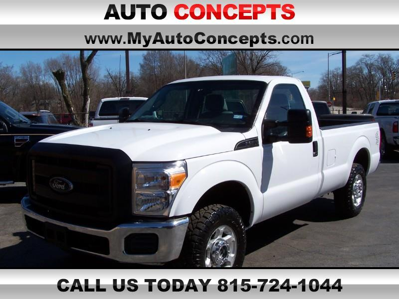 Ford F-250 SD XL 4WD 2016