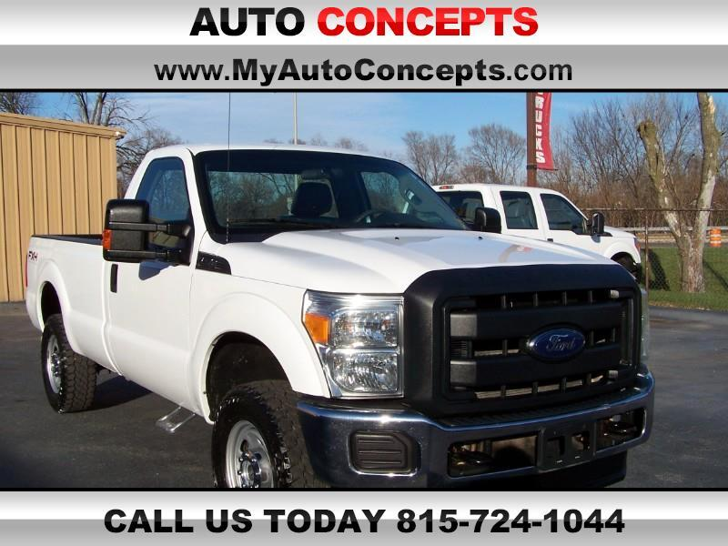 Ford F-250 SD XL 4WD 2015