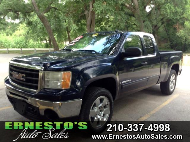 2009 GMC Sierra 1500 SLE1 Ext. Cab Std. Box 2WD