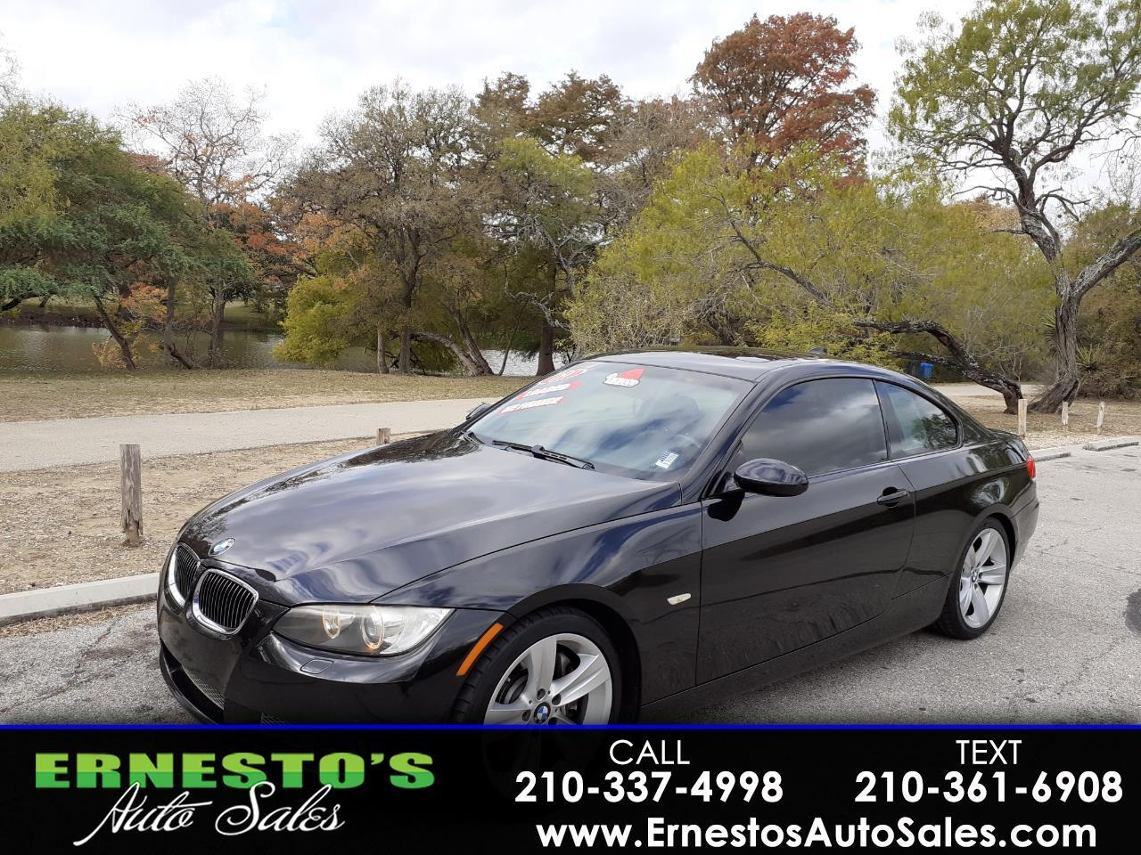 BMW 3-Series 335i Coupe 2009
