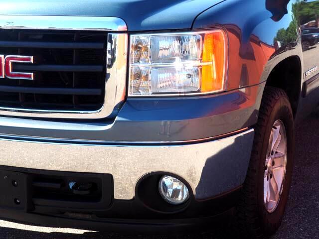 2007 GMC Sierra 1500 SLE2 Ext. Cab 4WD