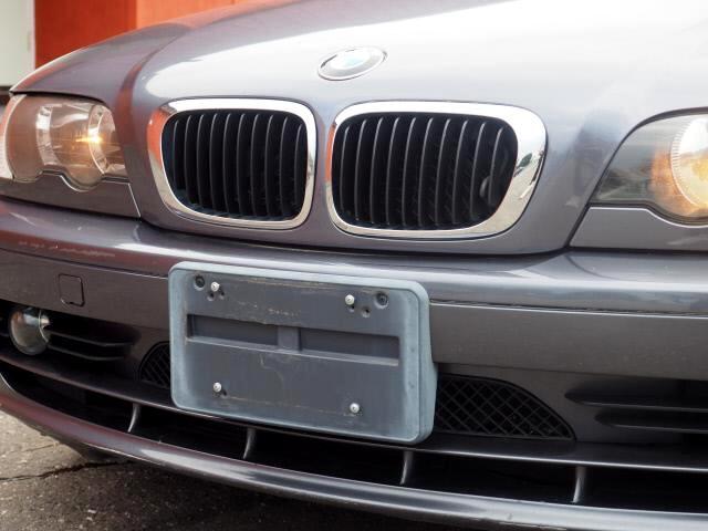 2003 BMW 3-Series 325Ci convertible