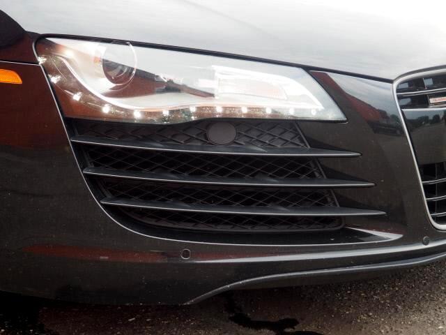 2009 Audi R8 Coupe quattro
