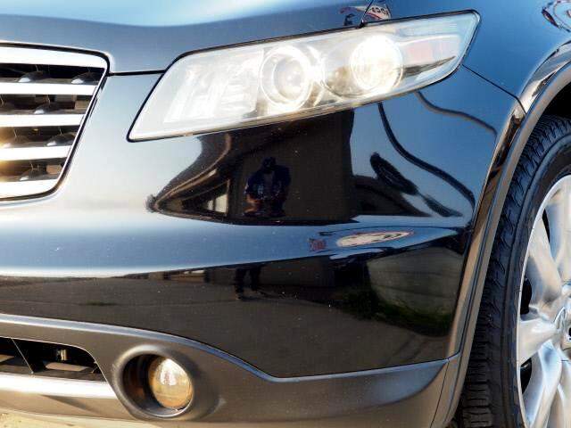 2008 Infiniti FX FX35 AWD