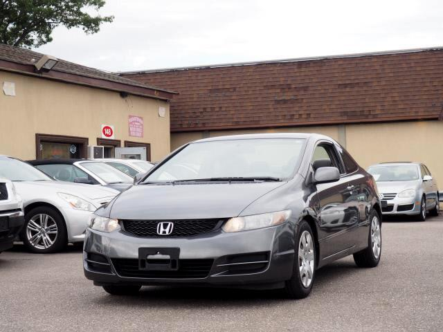 Honda Civic LX Coupe 5-Speed AT 2011