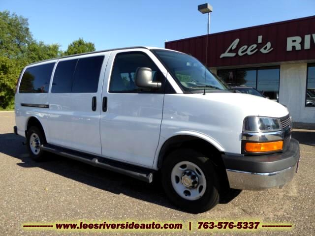 2016 Chevrolet Express LT 3500