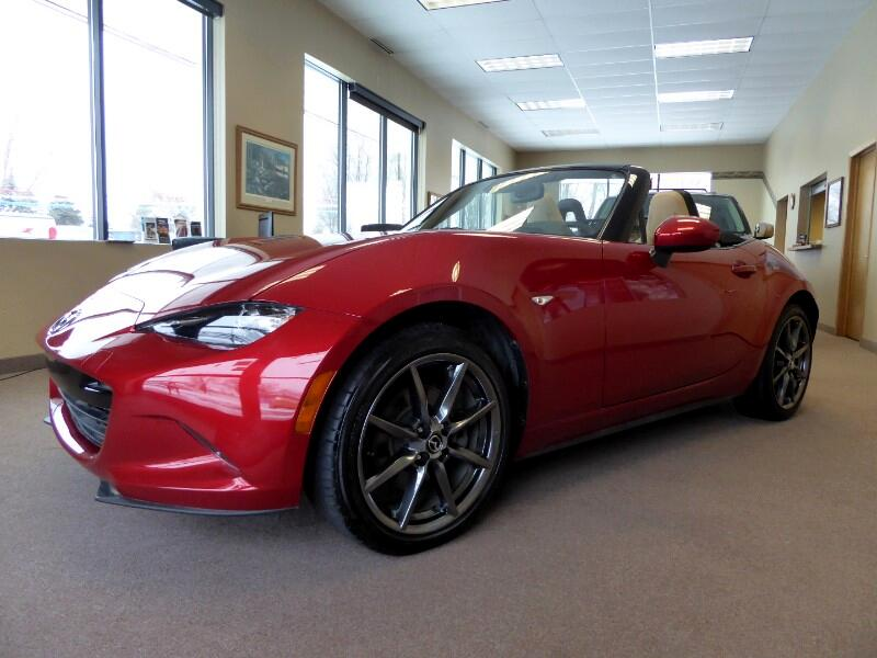 2017 Mazda MX-5 Miata Grand Touring 6AT