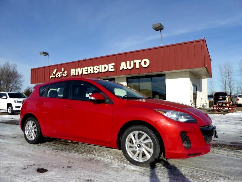 2013 Mazda MAZDA3 i Grand Touring AT 5-Door
