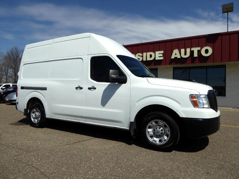 Nissan NV Cargo 2500 HD S V6 High Roof 2017