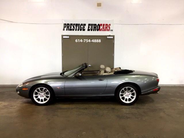 2002 Jaguar XK8 2dr Conv XKR