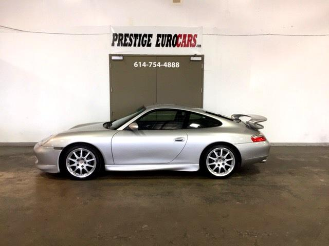1999 Porsche 911 Carrera 2dr Carrera Cpe w/Tiptronic