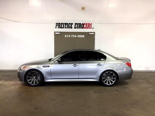 2006 BMW 5 Series M5 4dr Sdn