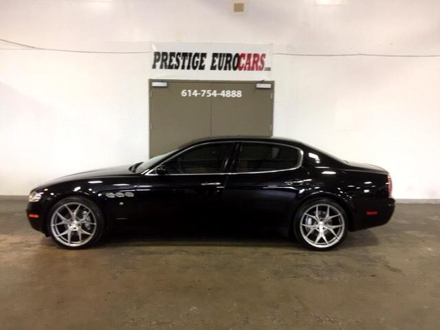2008 Maserati Quattroporte 4dr Sdn Auto