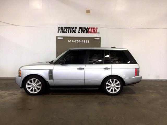 2007 Land Rover Range Rover 4WD 4dr SC