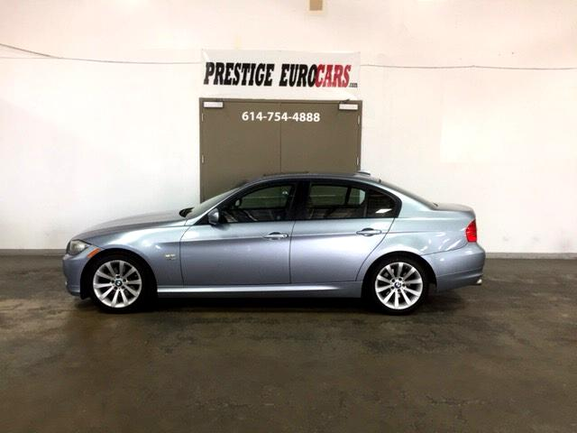 2009 BMW 3 Series 4dr Sdn 328i xDrive AWD