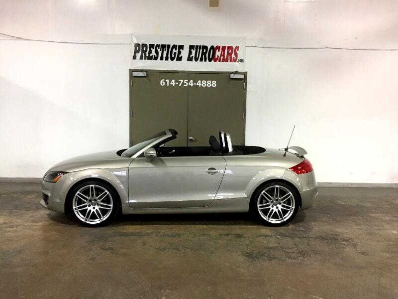 Used 2008 Audi Tt For Sale In Columbus Oh 43212 Prestige Euro Cars