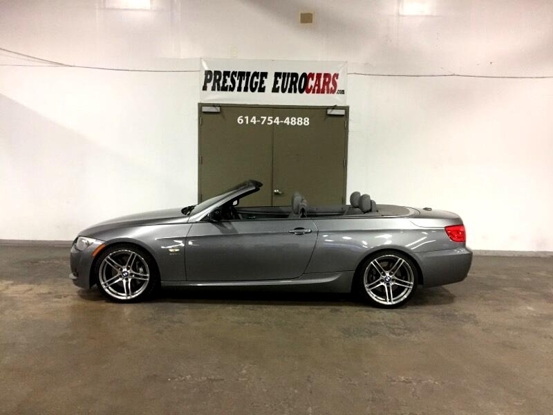 2011 BMW 3 Series 2dr Conv 335is