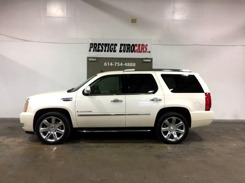 Used 2008 Cadillac Escalade For Sale In Columbus Oh 43212 Prestige