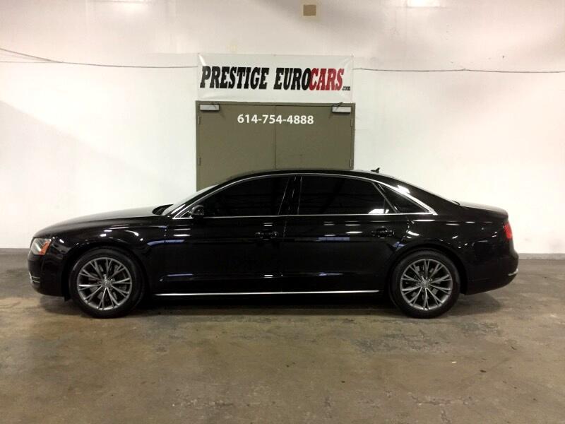 2011 Audi A8 L 4dr Sdn