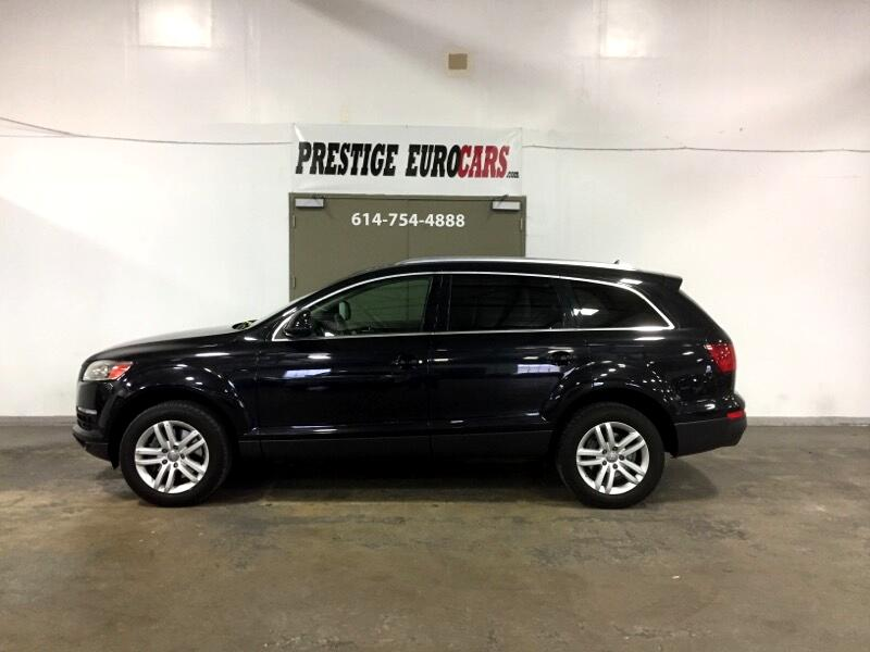 Used 2009 Audi Q7 For Sale In Columbus Oh 43212 Prestige Euro Cars