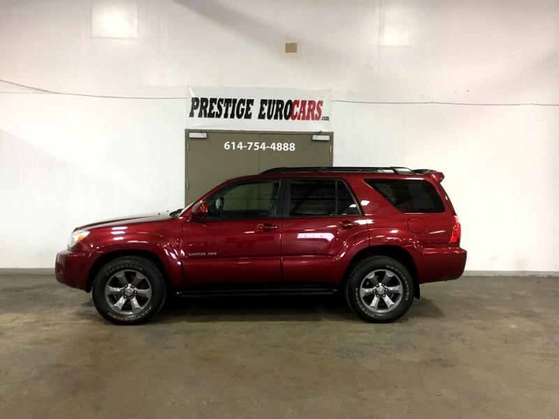 2008 Toyota 4Runner 4WD 4dr V6 Limited (Natl)