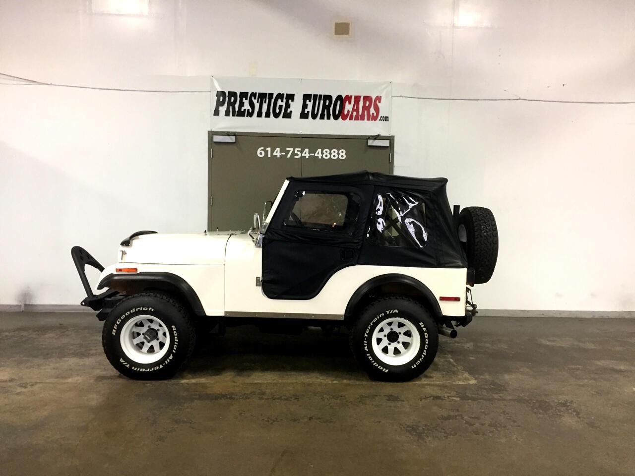 Jeep CJ-5  1979