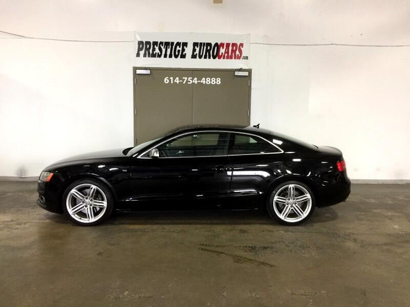 2012 Audi S5 2dr Cpe Auto Premium Plus