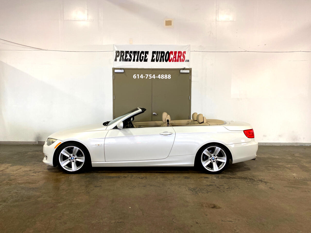 BMW 3 Series 2dr Conv 328i 2011
