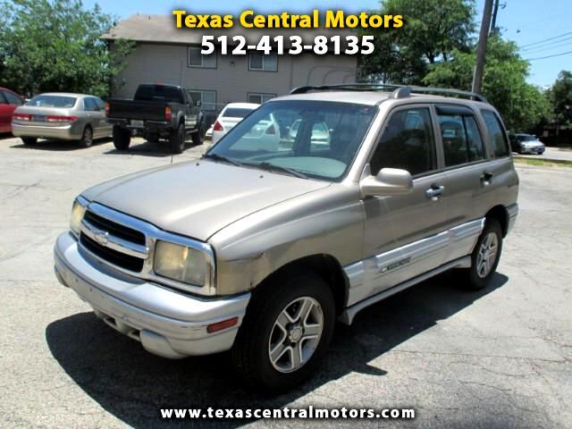 2002 Chevrolet Tracker LT 4-Door Hardtop 2WD