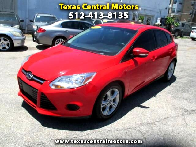 2014 Ford Focus SE Hatch for sale VIN: 1FADP3K24EL362213