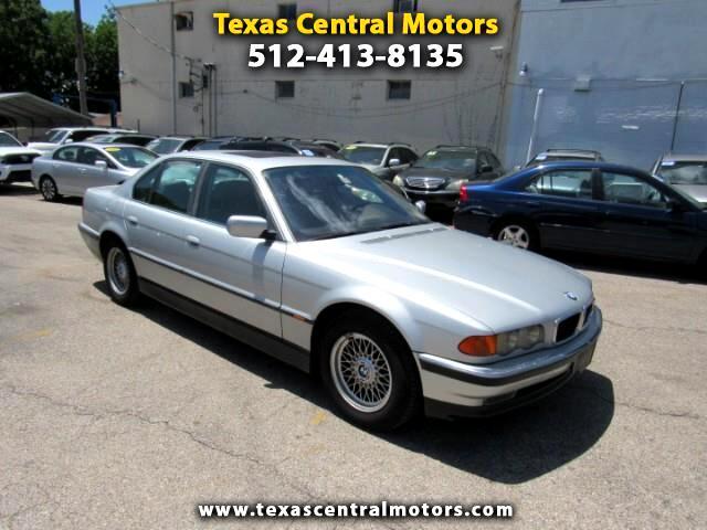 1999 BMW 7-Series 740i