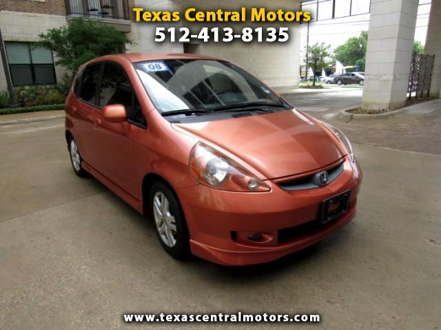 2008 Honda Fit Automatic